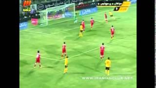 Sepahan Vs. Persepolis (Week 11, IPL 2014/2015)