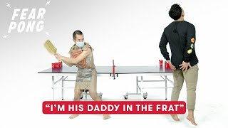 Frat Brothers Play Fear Pong | Cut