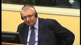 Prof. dr. Vojislav Seselj - Ja vama da ustanem? Vi ste belosvetski olos!