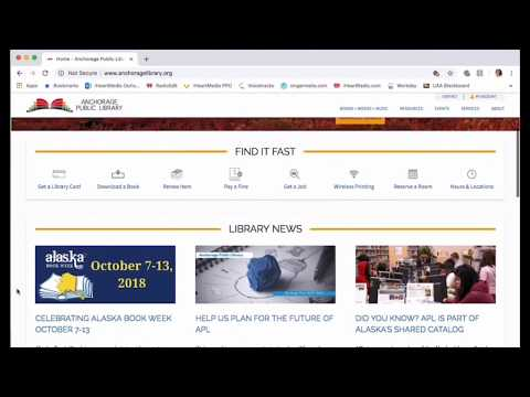 Malie D - TUTORIAL: How To Borrow eBooks
