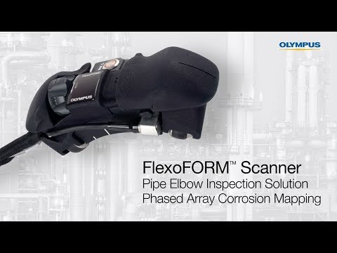 FlexoFORM™ Scanner For Pipe Elbow Inspection Overview