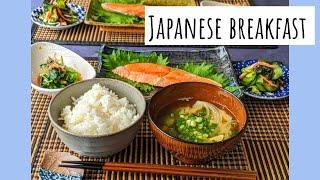 JAPANESE BREAKFAST EASY RECIPE Japanese mom morning routine