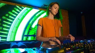MISS MONIQUE - Live @ RADIO INTENSE 10.10.2018 (DJ Set, Progressive)