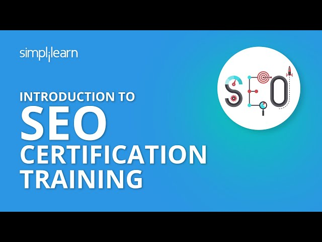 SEO Training Videos