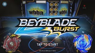 משחקים Bayblade Burst - פרק 1 - וולטריאק הבלתי מנוצח