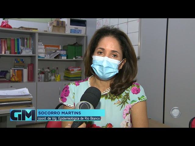 COVID-19: VACINAÇÃO COM TERCEIRA DOSE SEGUE EM RIO BRANCO