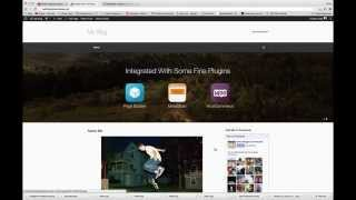 Customize Vantage WordPress Theme