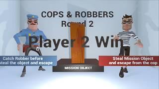 COPS AND ROBBERS HELLO NEIGHBOR   Hello Neighbor Mod