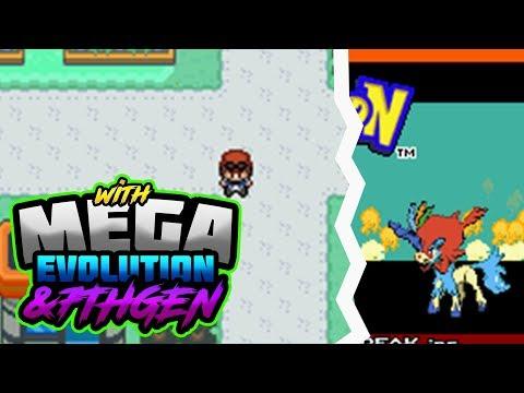 POKEMON SHADOW RED | BEST GBA POKEMON ROM HACK WITH MEGA EVOLUTION & 7TH GEN + FAKE MEGAS!!