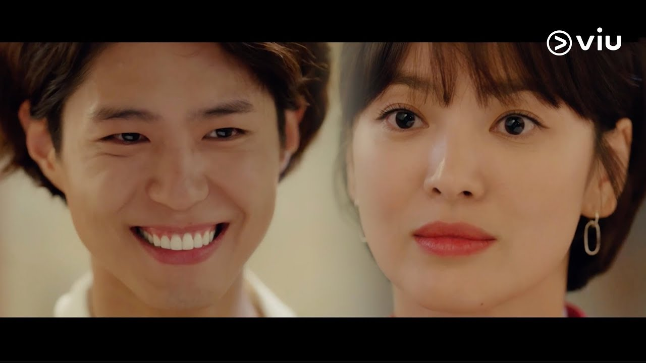 ENCOUNTER 남자친구 Ep 1: Park Bo Gum Buys Song Hye Kyo Some Shoes [ENG]
