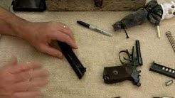 Complete Disassembly of the Makarov 9X18