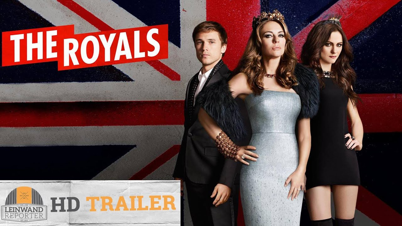 Download THE ROYALS SEASON 1 HD Trailer 1080p german/deutsch
