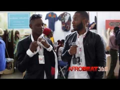 Swagga Check Africa Fashion Week London 2014