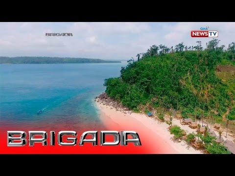 Brigada: Isla de Atulayan sa Camarines Sur, dinarayo