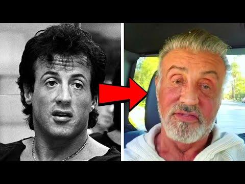 Sylvester Stallone: The Extraordinary True Life Story!