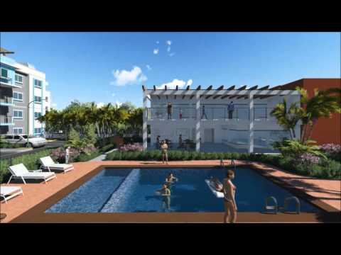 Residencial Palma Real, Santiago
