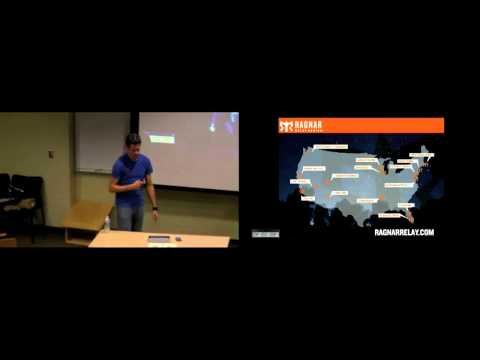 Lectures in Entrepreneurship: Tanner Bell, Ken Jacquin, and Chris Infurchia