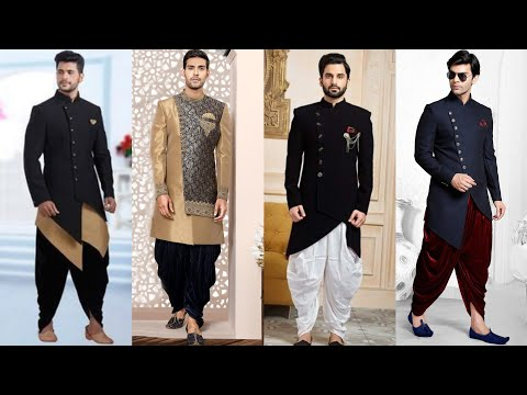 Latest And Top Class Designer Sherwani Collection 2019/Groom Sherwani Designs 2019