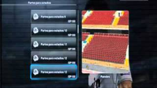 PES 2012-Extra Content Thumbnail