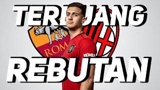 Bek Terbuang Manchester United Jadi Rebutan 2 Klub Raksasa Italia