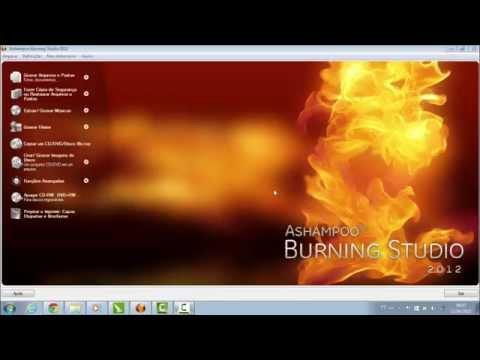 como gravar um cd mp3 no ashampoo burning studio 2012