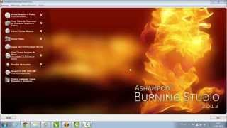 como gravar um cd mp3 no ashampoo burning studio 2012
