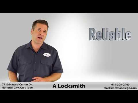 Locksmith San Diego 24/7 (619)-329-2440