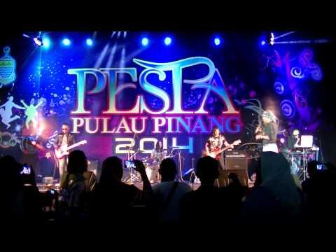 CRK - Cinta Dan Air Mata Live Pesta Penang 2014
