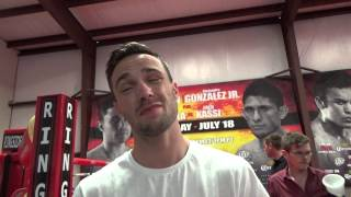uk boxing star josh taylor ready to turn por sat - EsNews