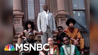 News Anchor's Definitive Breakdown Of Dapper Dan's Harlem Legacy | The Beat With Ari Melber | MSNBC
