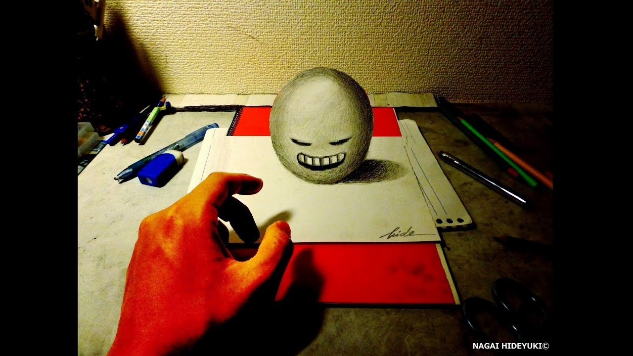 How Draw 3D Drawings