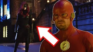 Elseworlds Batwoman Crossover Trailer Breakdown! - Batman References and More!