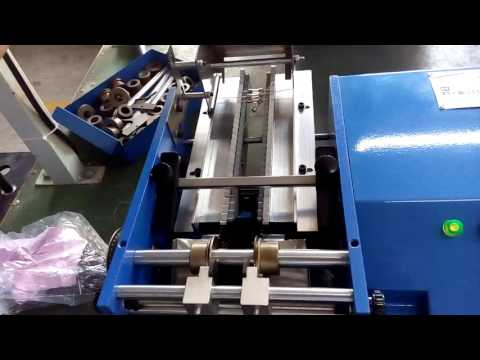 Axial Lead/pin Bending Machine, Resistor/Diode/Fuse Lead Forming Machine