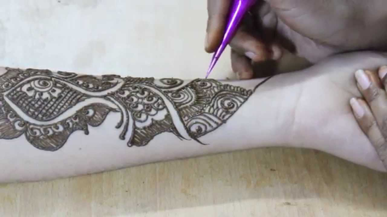 Stylish Floral Mehndi Designs for Hands 2017 - Traditional Henna ...