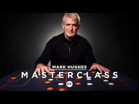 Mark Hughes: Premier League Tactics, Stoke City 6 Liverpool 1 - Masterclass