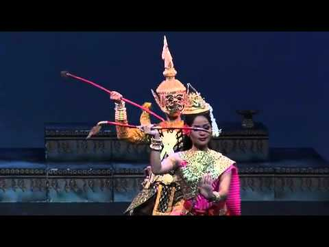 Cambodian Royal Ballet - The Story of Sovannahong​ ល្ខោន​ព្រ