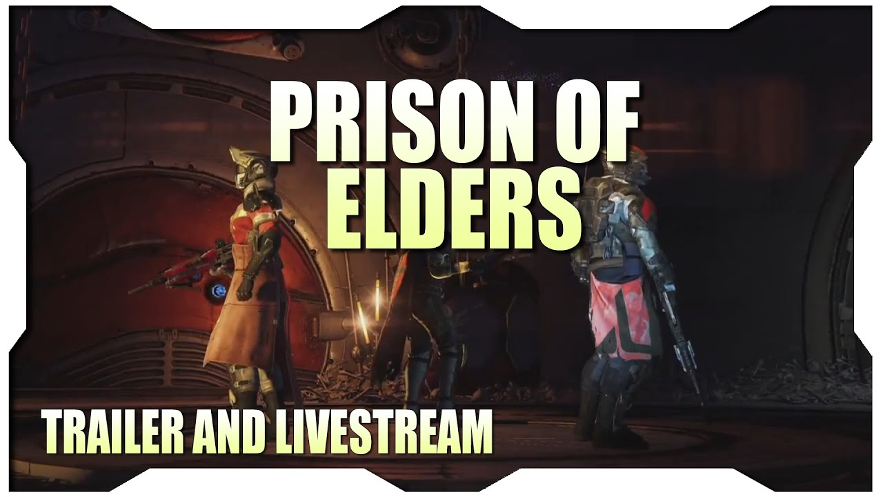 Prison Of Elders Matchmaking Not Working