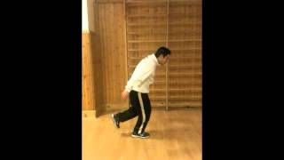 Breakdance Basic Top Rock 3 - Shea 99