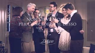 'Basta poco per concedersi il lusso' con il brand Deluxe di Lidl. Lo racconta Take in uno spot