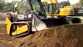 JCB Skid Steer Loader 205T