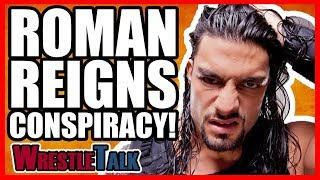 WWE Plant FAKE FANS For ROMAN REIGNS?! | WWE Raw, Apr. 23, 2018 Review