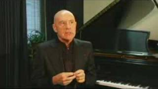 Christoph Eschenbach on Berg's Violin Concerto