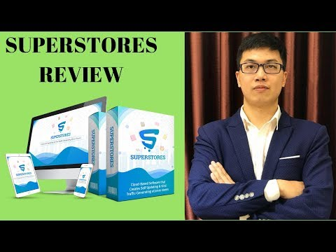 SuperStores Review.  http://bit.ly/32aFp0e