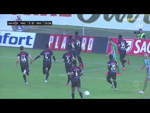 Goal | Golo Dudu: CD Nacional (1)-0 Rio Ave (Liga 20/21 #34)
