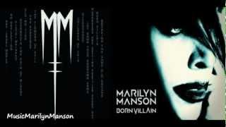 marilyn manson hey cruel world cd quality official audio hd mn born villain
