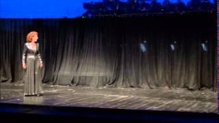 Walküre 3  Akt, Wotan und Brünnhilde