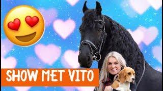 BRITT IS TERUG! | PaardenpraatTV