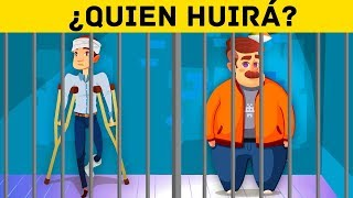 7 INTERESANTES PUZZLES QUE PONDRÁN A PRUEBA TU CEREBRO