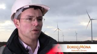 Bord na Móna's Mountlucas Wind Farm - A New Energy Story