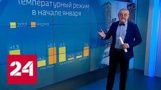 """""""Погода 24"""": январские аномалии во всем мире - Россия 24"""